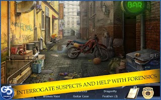 Screenshot of Special Enquiry Detail Free