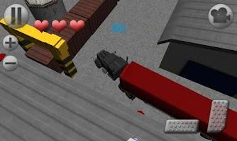 Screenshot of 3D Truck Parking