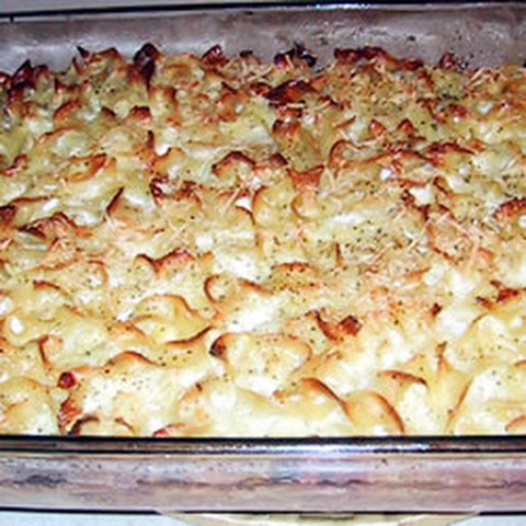 Noodle Kugel Without Cottage Cheese Recipes