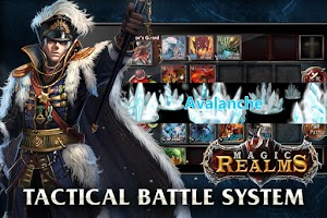 Screenshot of Magic Realms - Fantasy RPG