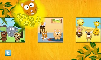 Screenshot of Cute Animal Life for Toddlers