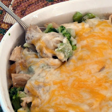 Turkey and Broccoli- What To Do with Leftover Turkey