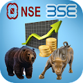 NSE BSE Live Stock Quotes APK Descargar