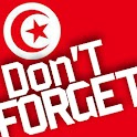 Tunisia Don't Forget icon