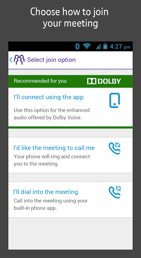 bt meet me dial in
