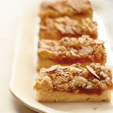 Apricot-Orange Shortbread Bars