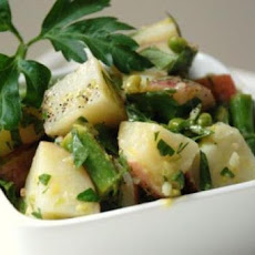 Herbed Potato Salad with Lemon-Olive Oil Dressing
