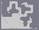 Thumbnail of the map 'Deeper Blued Blues'