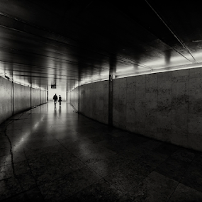 dia da final by António Leão de Sousa - Buildings & Architecture Other Interior ( canon, subway, sigma, metro, terreiro do paço, lisboa, praça do comércio, , Urban, City, Lifestyle )