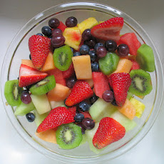 Healthy Fruit Salad