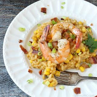 Shrimp Corn Risotto Recipes