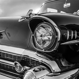 Heavy chromes by Arti Fakts - Transportation Automobiles ( car, corvette, chevrolet, headlights, automobile, chrome, artifakts, black )