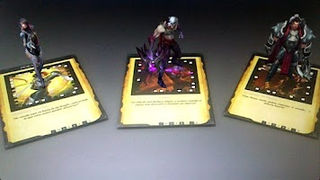 Screenshot of League of Legends Battle Cards