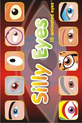 Funny Silly Eyes