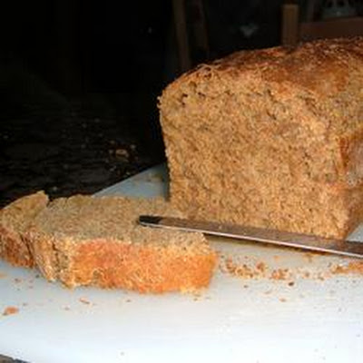High Flavor Bran Bread