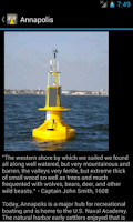 Screenshot of NOAA Smart Buoys