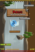 Screenshot of Ninja Dash