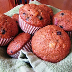 Fresh Fruit Muffins