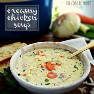 French Chicken Soup And Wine Recipes