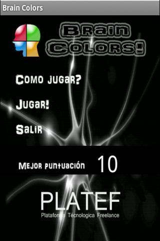 Brain Colors Español