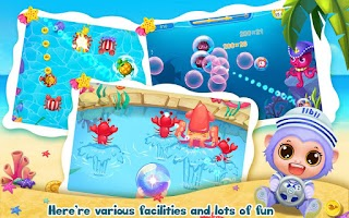 Screenshot of Pet Waterpark