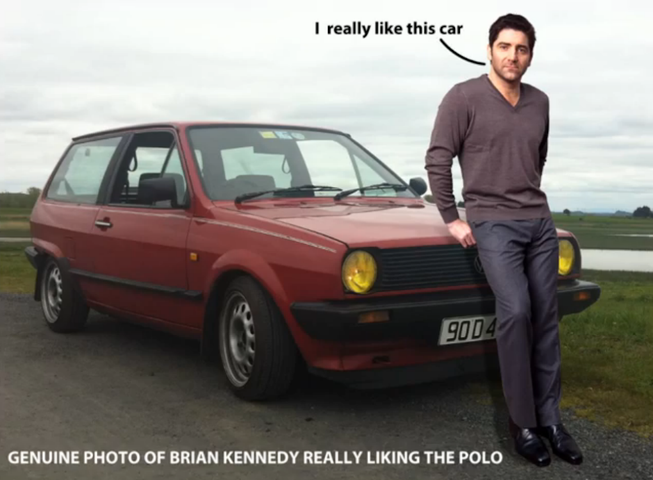Brian Kennedy MK2 Polo for sale