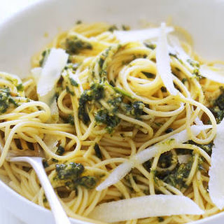 Garlic Pesto Pasta Recipes