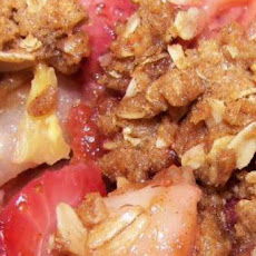 Oatmeal Fruit Crisp