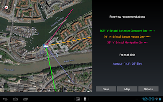 Screenshot of FreePoint UK