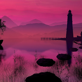 by Jamie Keith - Digital Art Places