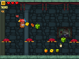 Screenshot of Tappy Escape 2 - Spooky Castle