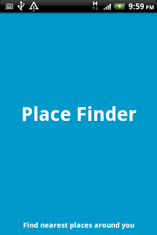 Quick Place Finder