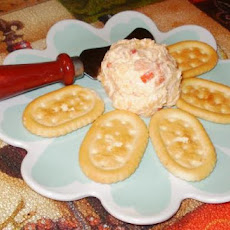 Pimento Cheese Spread With Shrimp