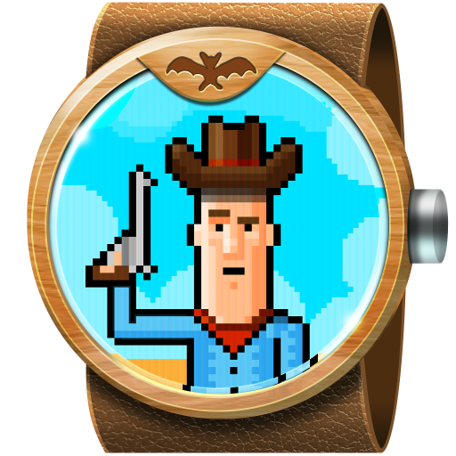 Wild Wild Gun - Android Wear
