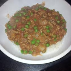 Keema (Indian lamb mince curry)