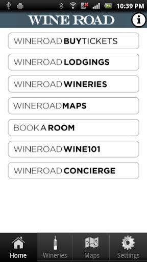 Wine Road : Northern Sonoma