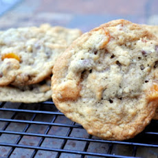 Chocolate Chip Apricot Cookies