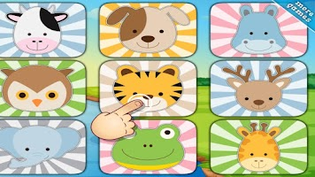 Screenshot of Animal Dot to Dot for Toddlers