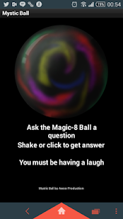 Mixxi's Mystic Ball - screenshot