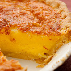 Buttermilk-Lemon Chess Pie Recipe