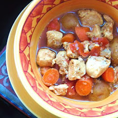 Simple Chicken Stew/Soup