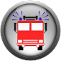 Fire Engine Lights and Sirens icon
