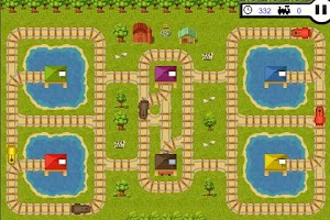 Screenshot of Train Mania