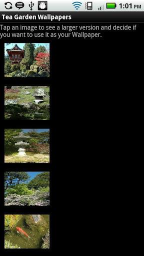 Tea Garden Wallpapers