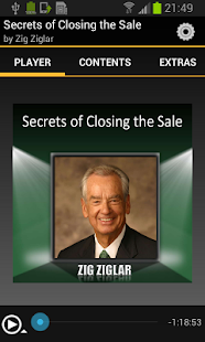 Secrets of Closing the Sale - screenshot
