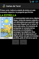 Screenshot of Cartas de Tarot - Gratis