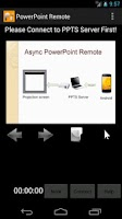 Screenshot of PowerPoint Remote AD