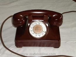 Desk Phones - North Electric Chestnut 1