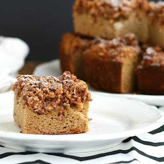Coffee Cake (Grain Free, Gaps, Paleo, Primal)