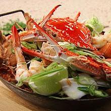 Mauritian Seafood Feast
